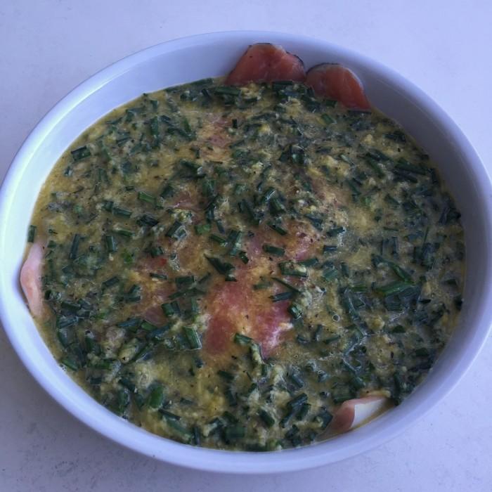 Crostini-mit-in-Mango-gebeizter-Lachsforelle-2